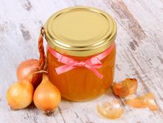 Маска срещу косопад с лук и мед