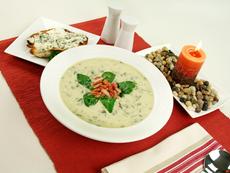 Копривена супа - бързо, лесно, вкусно!