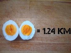 С колко джогинг ще изгорите калориите от един шоколад? (галерия)