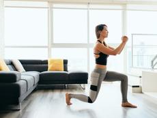 Лесни упражнения, когато сте си вкъщи