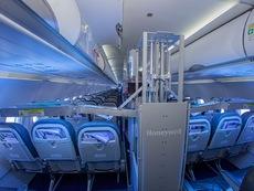 Убиват ли UV лъчите коронавируса в самолета?