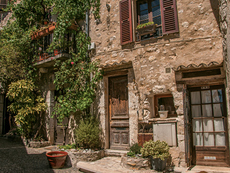 Сен Пол дьо Ванс – средновековното красиво село