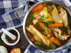 Рецепти за пилешка супа