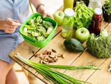 Вегетариански храни, съдържащи повече желязо от месото