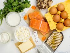Признаци на дефицит на витамини в различни части от тялото