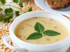 Зеленчукова крем супа от Тоскана