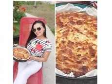 Вита баница със сирене по рецепта на Цвети Радойчева