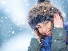 Правилната грижа за суха кожа на лицето през зимата
