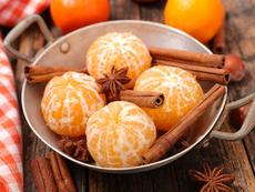 Хапвайте мандарини за отслабване и здрави кости