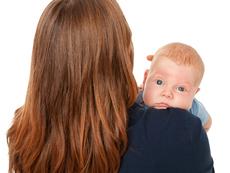 Оригването на бебето не е чак толкова важно