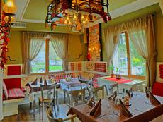 """Вкусни гозби и уют в ресторант """"Таркан Балкански хан"""""""