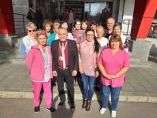 Хиляди хора подкрепиха Националния розов ден за борба с рака на гърдата