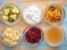 Естествени източници на пробиотици (галерия)
