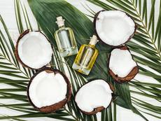 Маски с кокосово масло против бръчки