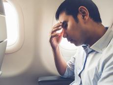 Какво се случва с тялото ви, когато пътувате със самолет?