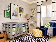 Какви мебели са нужни в стаята на бебето?