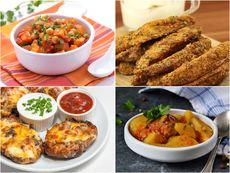 Много вкусни рецепти с картофи