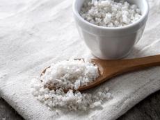 Скраб за тяло със сол