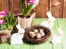 Идеи за декорация за Цветница и Великден