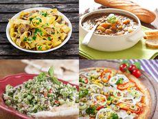 10 рецепти за вкусни постни ястия