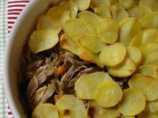 Агнешко с картофи за Гергьовден