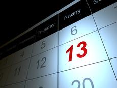 Суеверията за петък 13-и