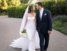 Дъщерята на Шварценегер се омъжи за актьора Крис Прат