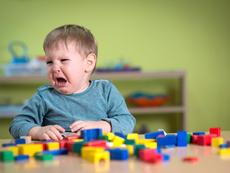 Проблемът нервно дете в яслата