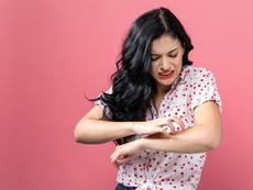 Как да облекчим симптомите на кожна алергия