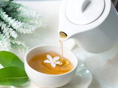 Чай от жасмин за отслабване и здраво сърце