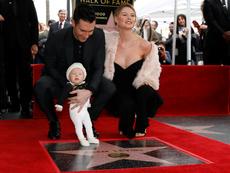 Адам Лавин и Бехати Принсло станаха родители за втори път