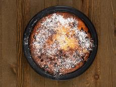 Варен кекс със сушени плодове