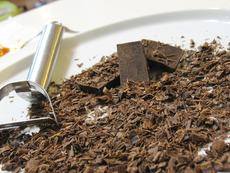 Сладки с бишкоти и шоколад