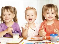 Какво научават децата в детската градина?