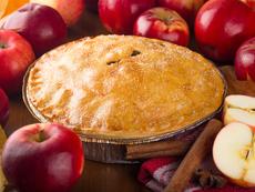 Ябълков пай без тесто