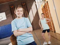 Необходимото спортно облекло за малките ученици