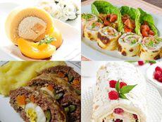 14 рецепти за сладки и солени рула
