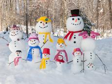 Тайната на перфектния снежен човек
