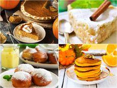 Рецепти за есенни десерти с ябълка и тиква