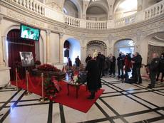 Стотици се прощават със Стефан Данаилов