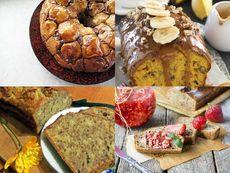 10 рецепти за сладък хляб
