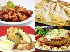 Най-вкусните рецепти с пиле