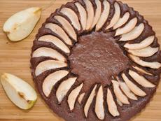 Шоколадов пудинг с круши от Джейми Оливър