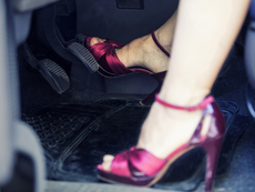 Обувки, с които никога не бива да шофирате