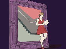 """""""Жената на стълбата"""" – Бернхард Шлинк"""