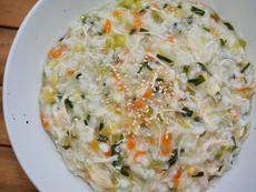 Френска пролетна супа