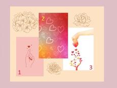 3 картини разкриват какво ви очаква в любовта