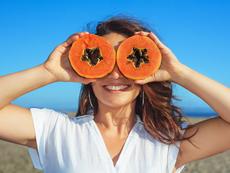 3 страхотни маски с папая за лице и тяло