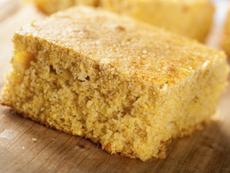 Домашен сладкиш с царевично брашно