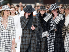 Последната колекция на Карл Лагерфелд за Chanel